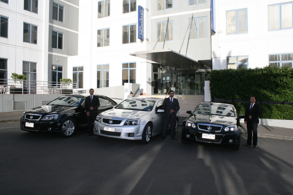 Chauffeur Wedding Cars Melbourne