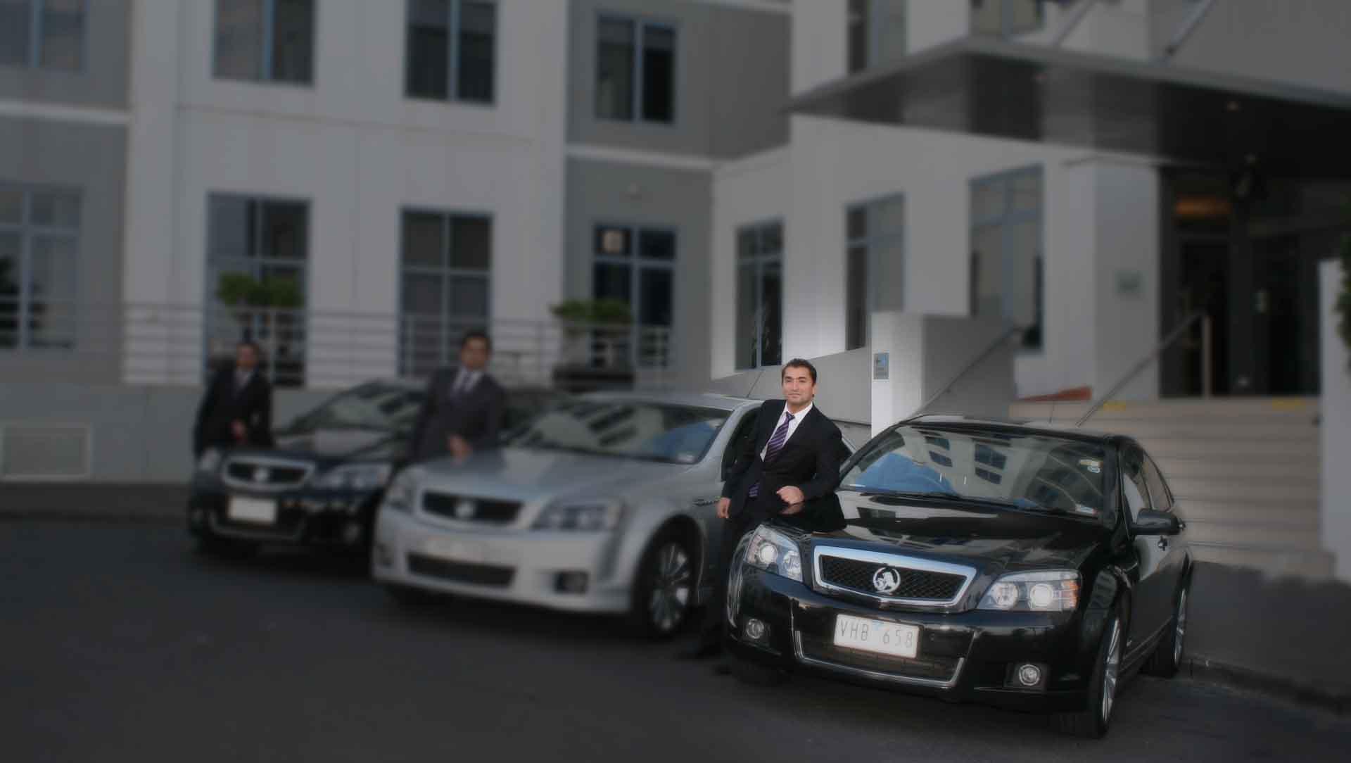 Chauffeur Car Melbourne