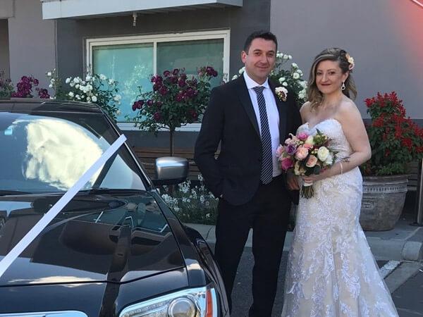 wedding Transfers Melbourne