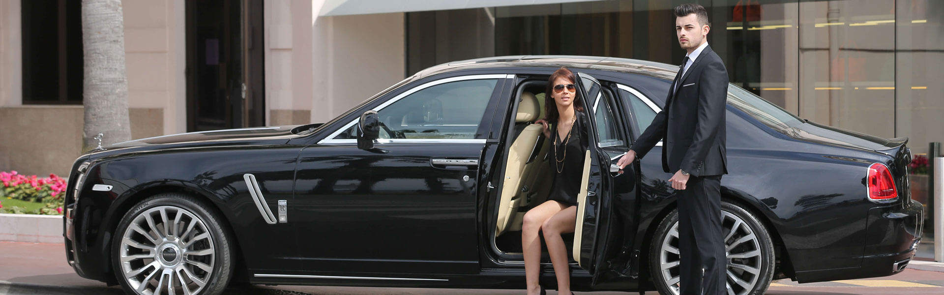 The 8-Minute Rule for Chauffeur Melbourne