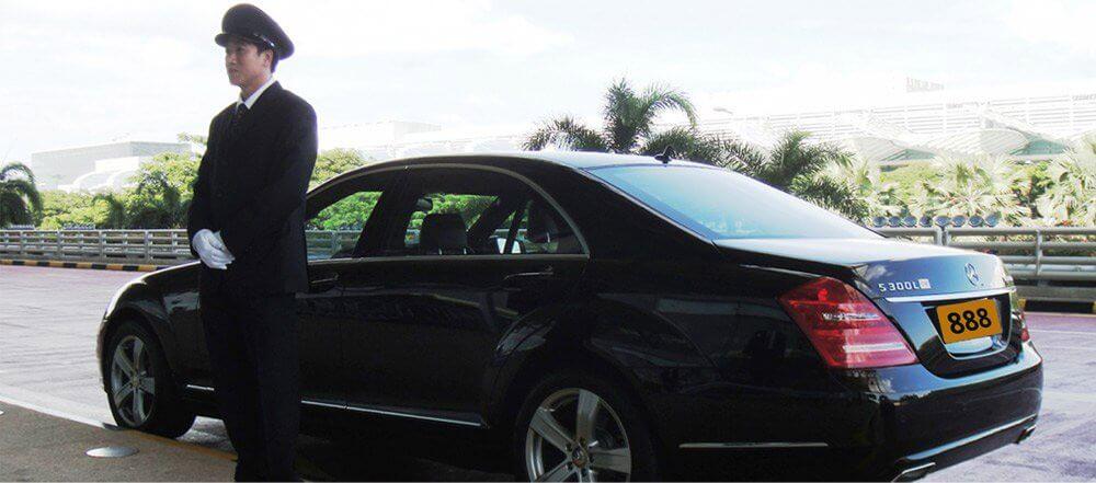 Chauffeur car services in Melbourne