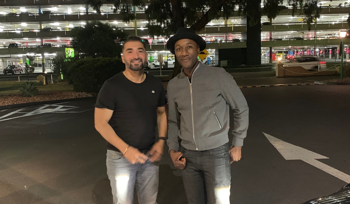 Aloe Blacc - VIP Transfers Melbourne