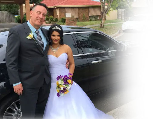 Luxury Wedding Car Services Melbourne