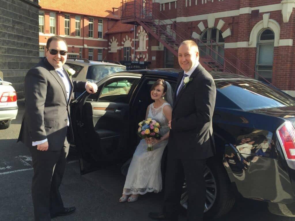Wedding Transfer in Melbourne