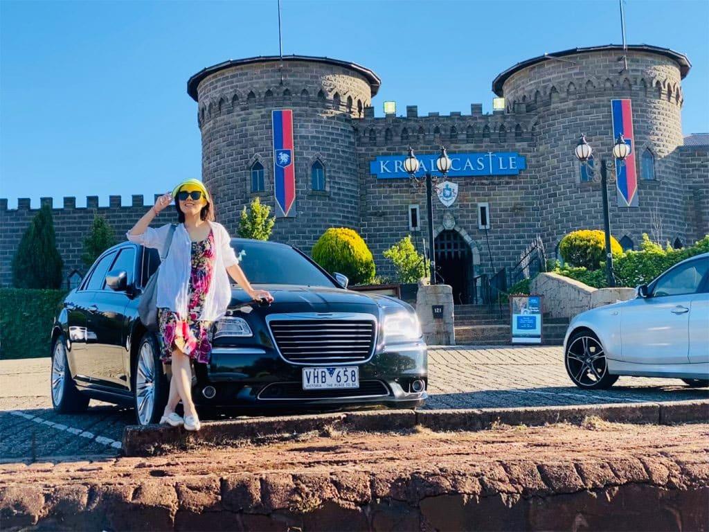 Private Car Tour with Chauffeur Car Melbourne