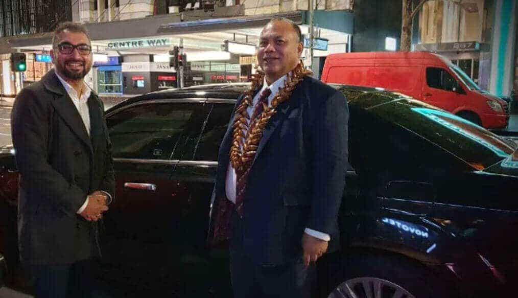 The President of Nauru