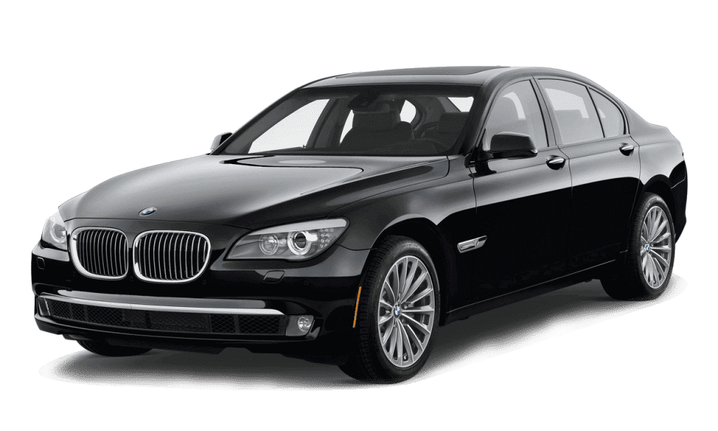 BMW 7 Series - Chauffeur Car Melbourne
