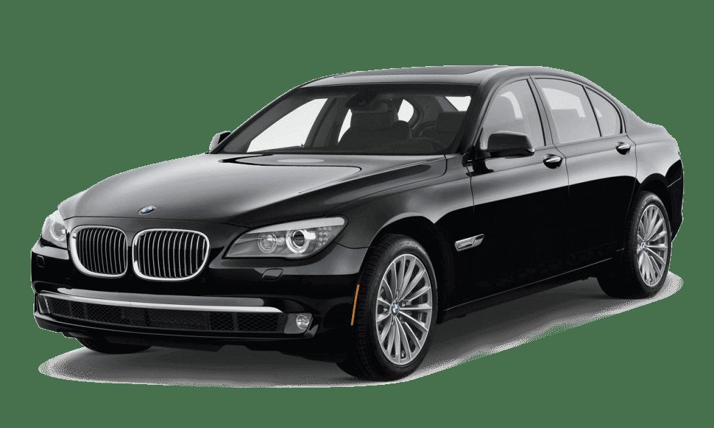 BMW 7 Series - Chauffeur Car Melbourne