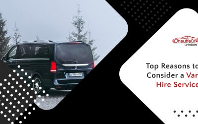 Top Reasons to Consider a Van Hire Service
