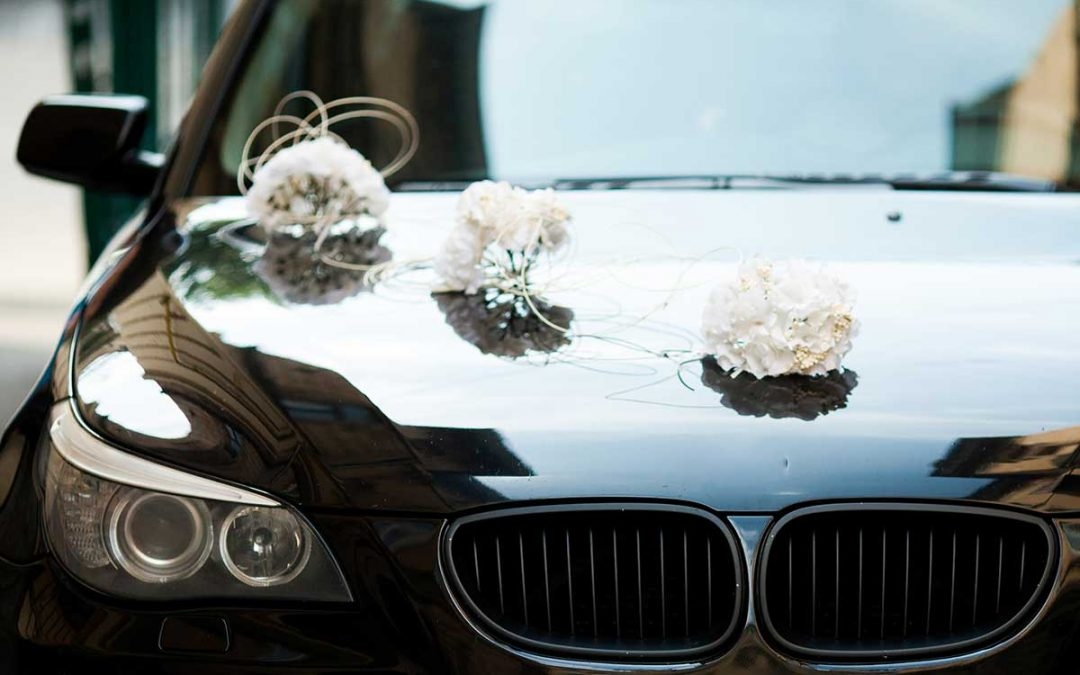 Get your dream car on your special day