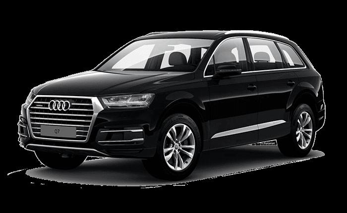 Audi Q7 - Chauffeur Car Melbourne