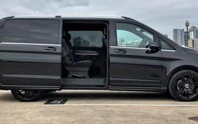 4 Reasons to Hire Luxury Van in Melbourne